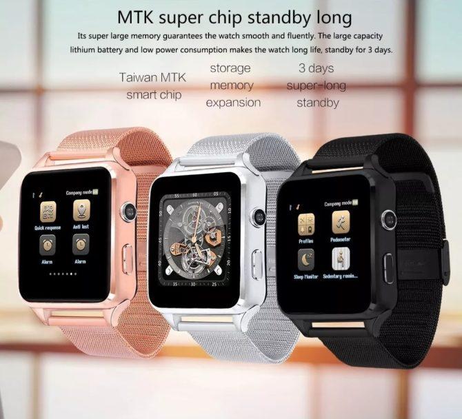 ساعت هوشمند Smart Watch x7