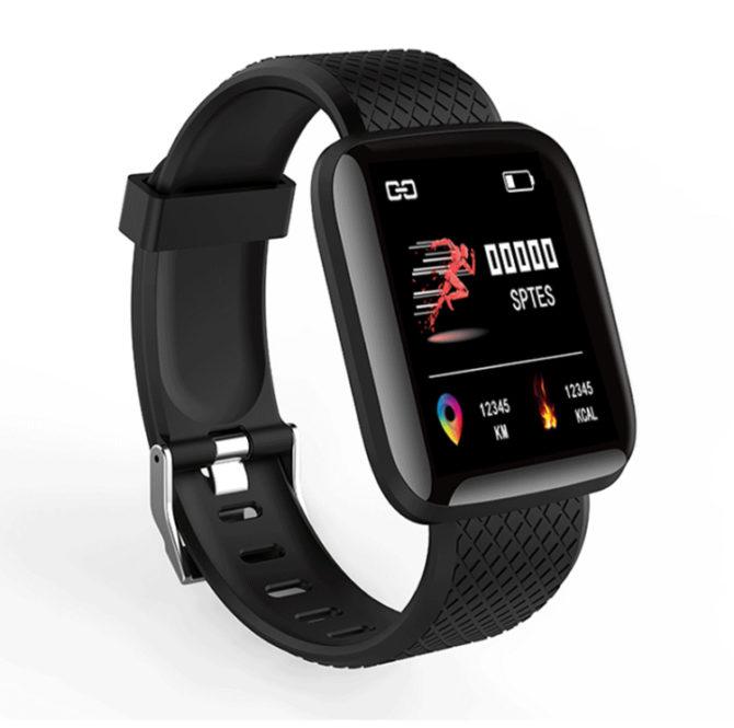 مچبند هوشمند smart bracelet 116puls