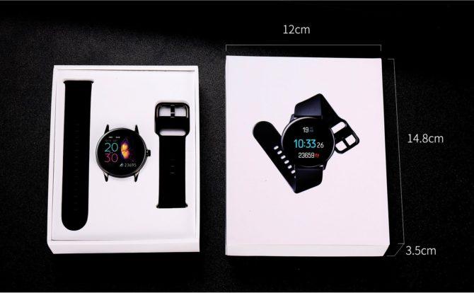 ساعت هوشمند smart watch DT88